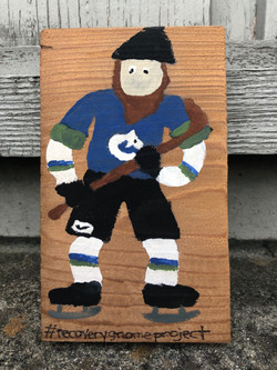 Fin the Canuck Recovery Gnome
