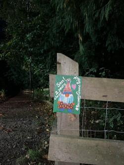 Mosquito Creek trail at Delbrook Rec Ce