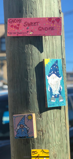 Kerrisdale Gnome Community 41-42nd lane.