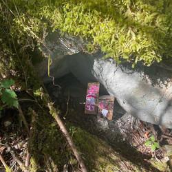 Mayne Island Recovery Gnomes