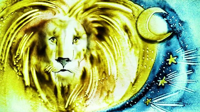 Сказка на песке Король лев с озвучкой