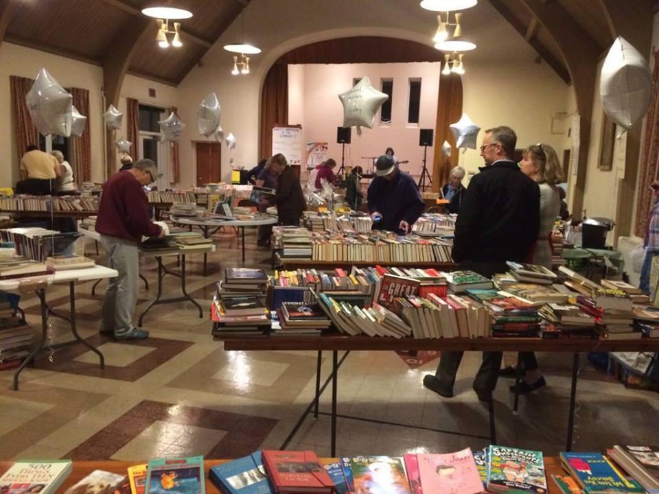 Pipersville Library Book Fair