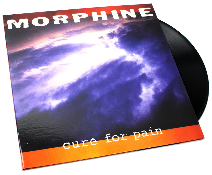 Morphine - Cure for Pain album cover