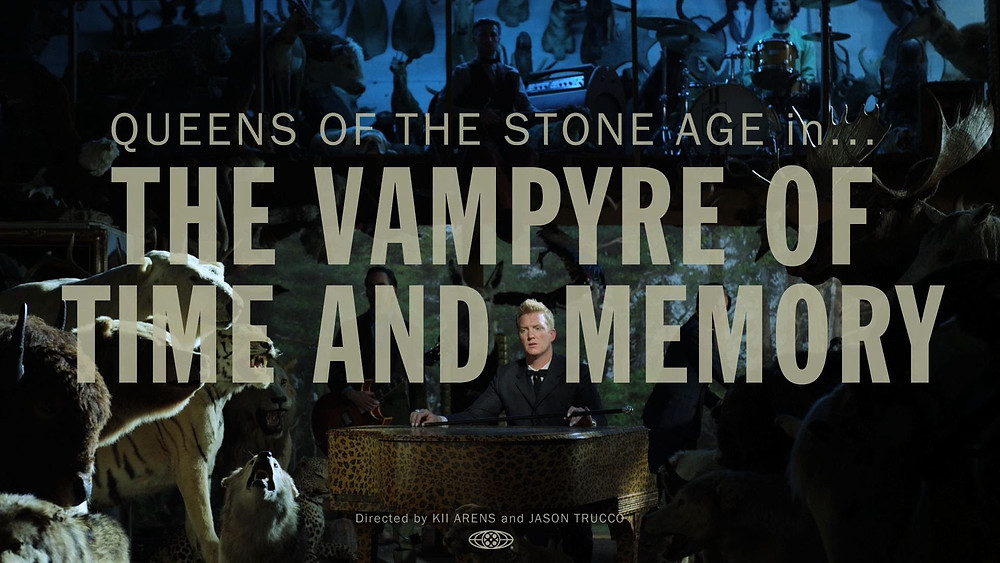 Queens of the Stone Age - The Vampyre of Time And Memory