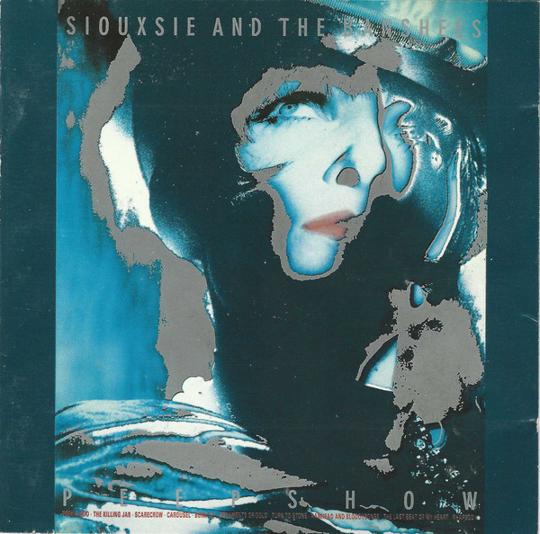 Siouxsie and the Banshees - Peepshow album cover