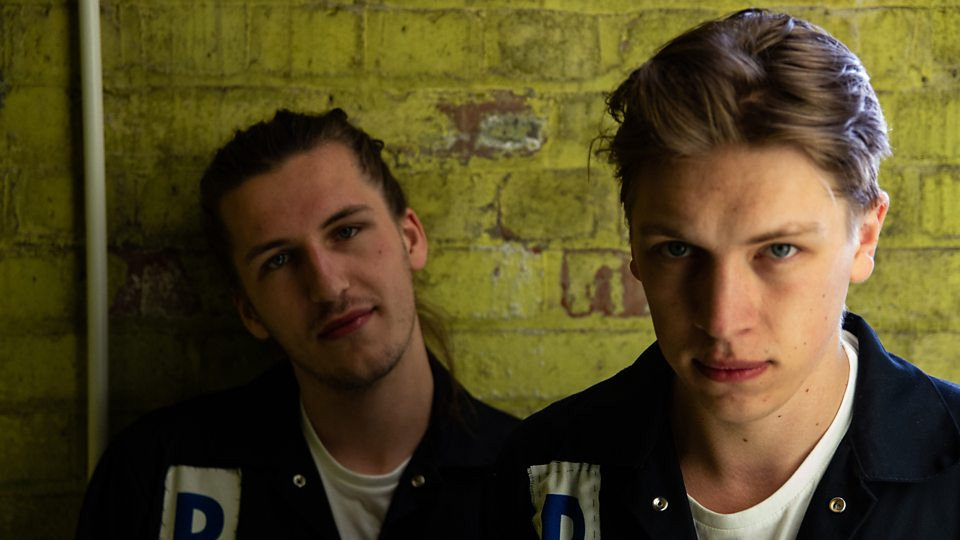 Rory and Eoin Loveless of Drenge