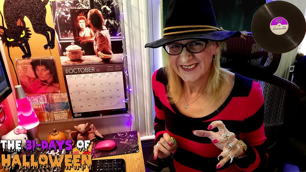 Kristen Eck in The 31-Days of Halloween: 10-14-2018