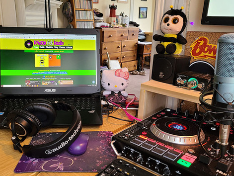 BumbleBee Radio Playlist: 4/22/2020