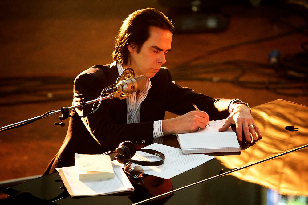 Nick Cave. Photo by Kerry Brown.