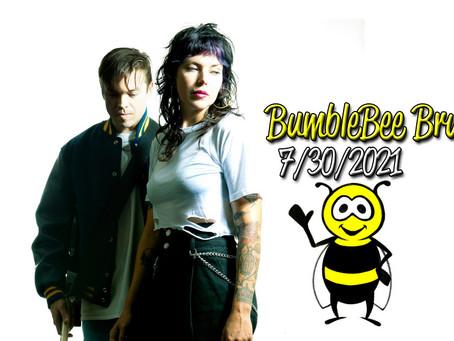 BumbleBee Brunch Playlist: 7/30/2021