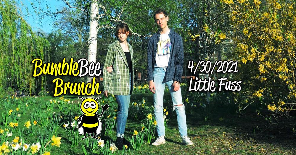 Olivia Martinez & Cody Von Lehmden of Little Fuss.