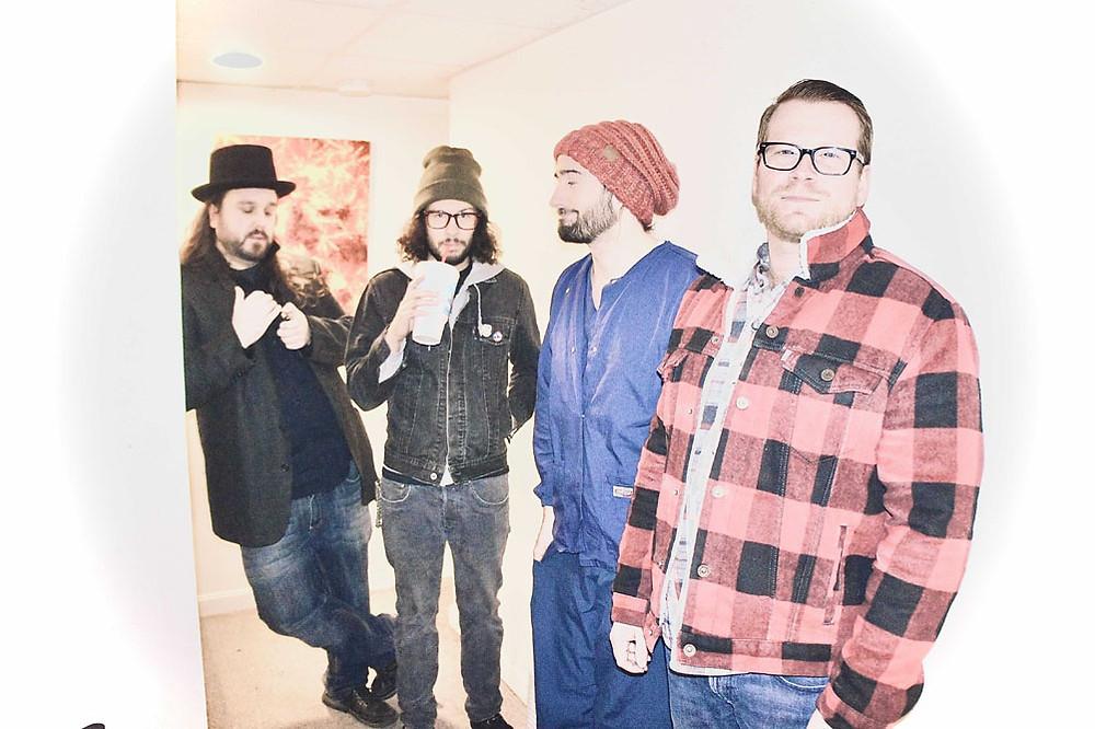 Boston band Sunshine Riot.