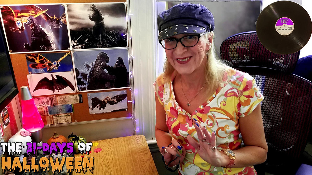 Kristen Eck in The 31-Days of Halloween: 10-27-2018