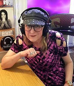 Kristen Eck of BumbleBee Radio and WBZ Boston