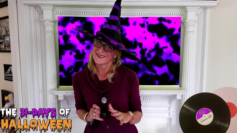 Kristen Eck in The 31-Days Of Halloween: 10/1/2018