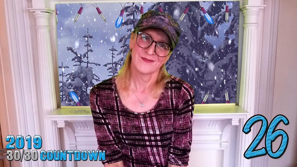 Kristen Eck in the 2019 30/30 Countdown