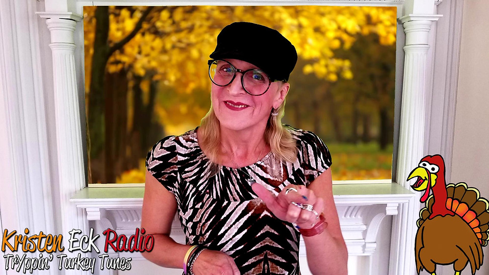 Kristen Eck, host of Tryppin' Turkey Tunes