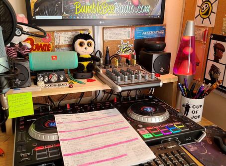 BumbleBee Brunch Playlist: 9/25/2020