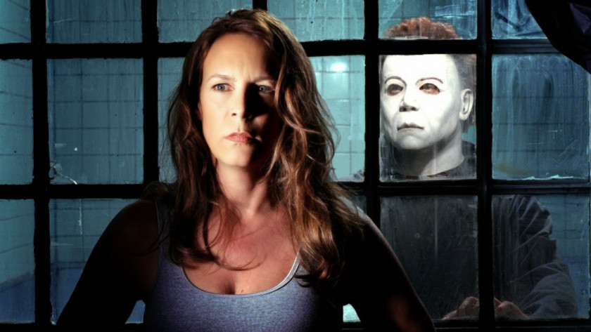 Halloween star Jamie Lee Curtis