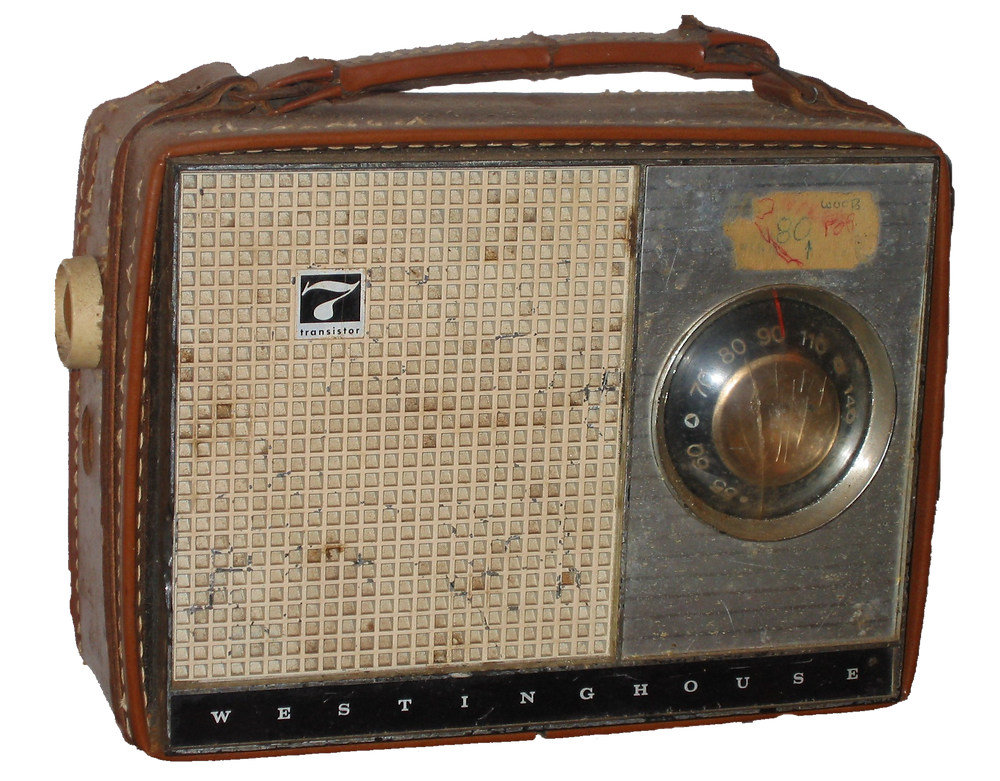 Westinghouse Portable AM Radio