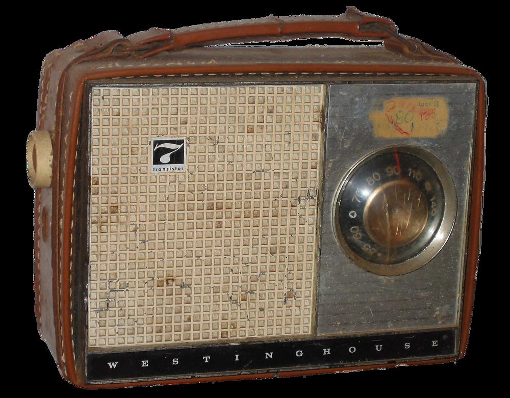Westinghouse Portable AM Radio