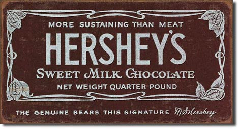 Hershey's Chocolate Bar