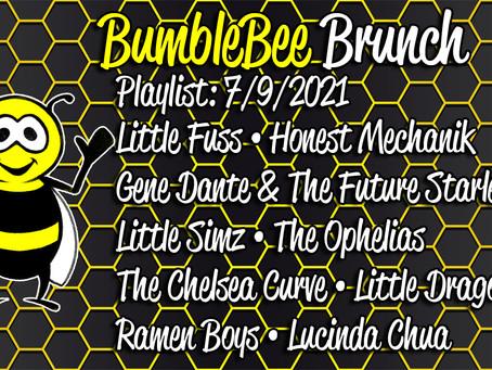 BumbleBee Brunch Playlist: 7/9/2021