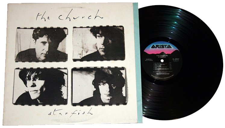 The Church - Starfish album cover