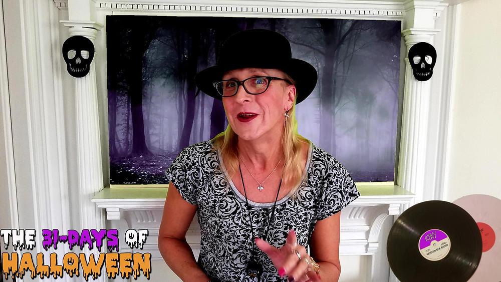 Kristen Eck in the 31-Days of Halloween: 10/21/2018