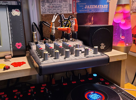 BumbleBee Radio: Playlist 4/8/2020