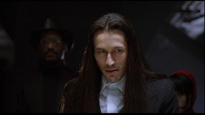 """Michael Wincott in """"The Crow."""""""