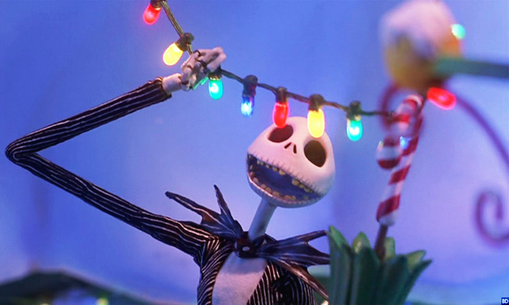 Jack Skellington discovers Christmas