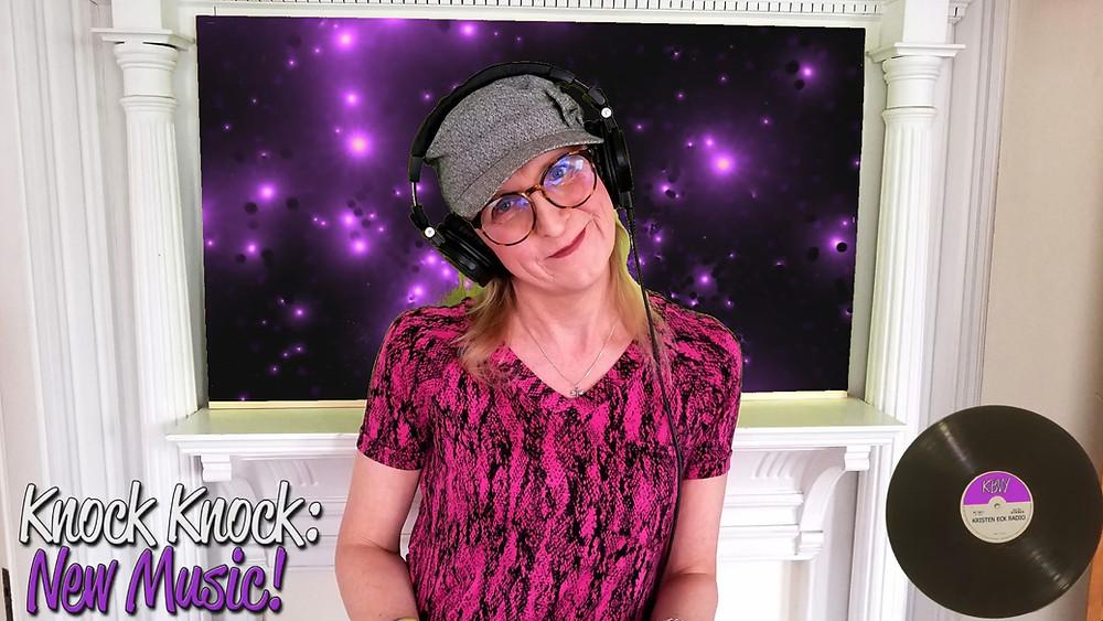 Kristen Eck in Knock Knock: New Music 1/24/2020