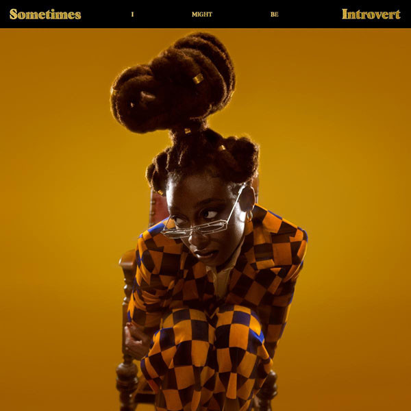 """Little Simz - """"Sometimes I Might Be Introvert"""" arrives 9/3/2021."""