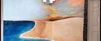 work-in-progress-mural-beach-sunset-ocea