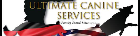 Ultimate-Canine Services-logo-graphic-vi