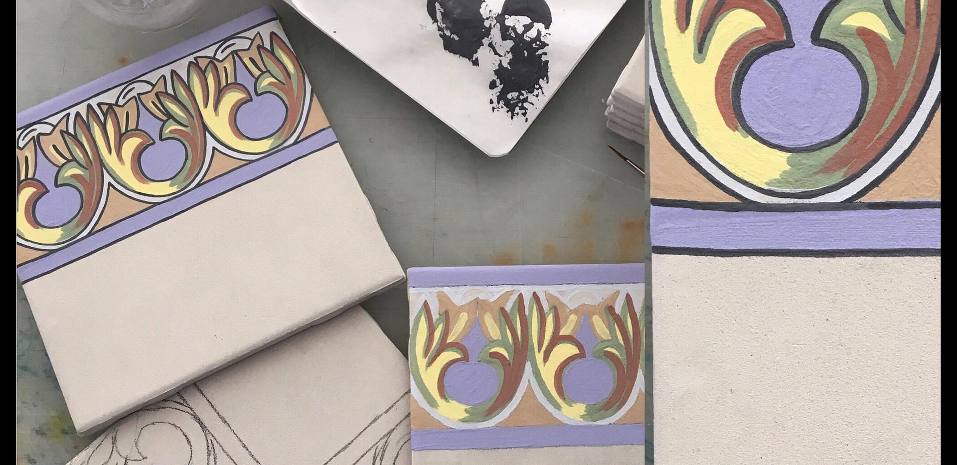 wall-tile-process-glaze-patterns-border-