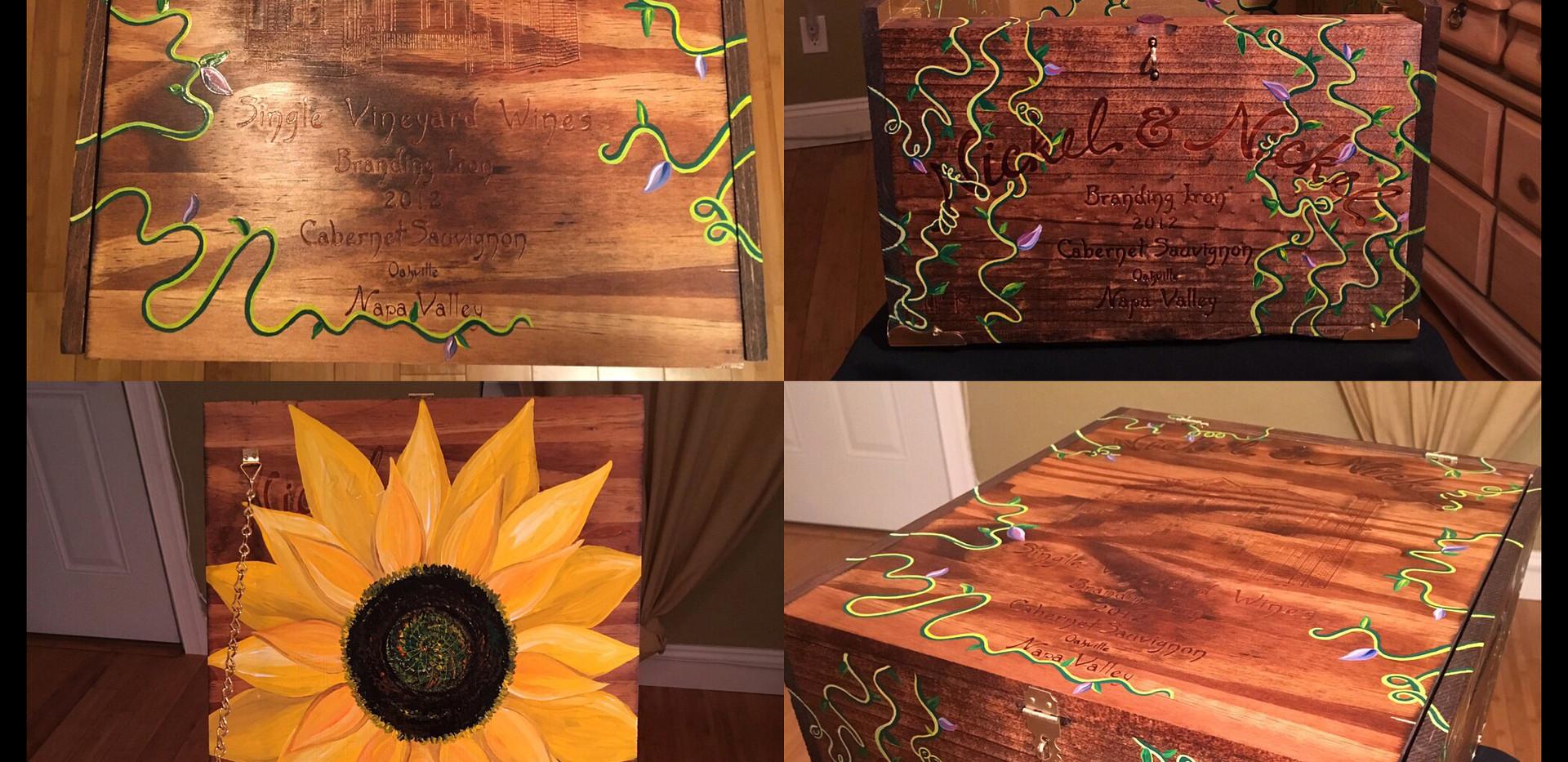 wine-design-handpainted-sunflower-wine-f