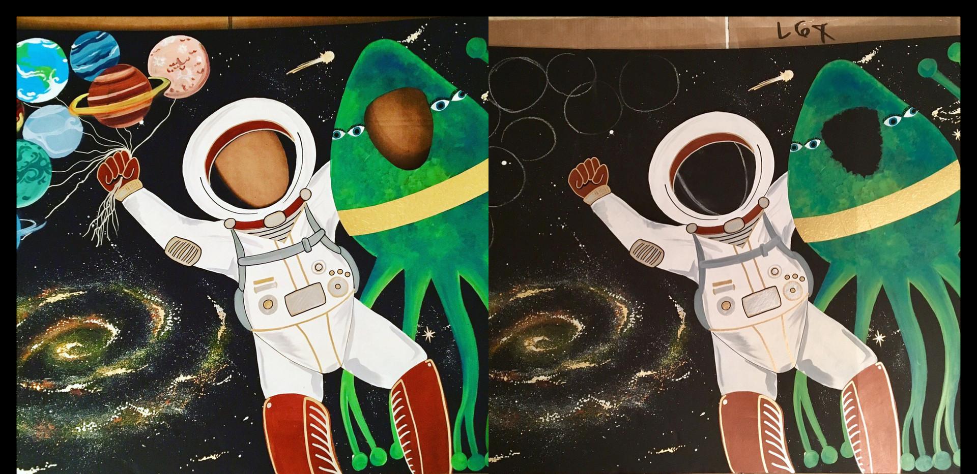 space-alien-hand-painted-fun-cutout-plan