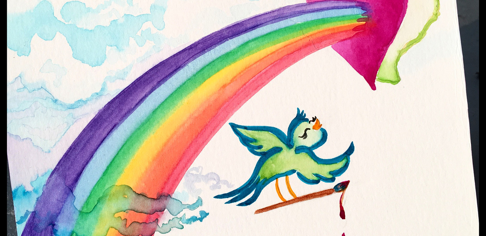 custom-card-water-color-bird-painting-gr