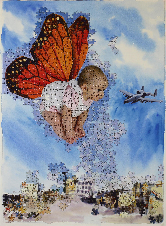 Papillon vole, vole !