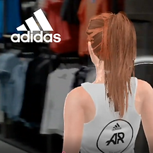 Adidas Aumented Reality Advergame
