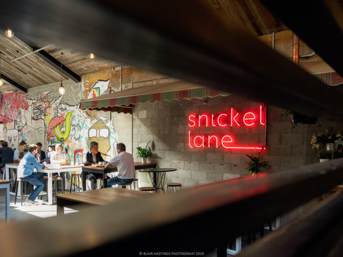 SNICKEL - CAFE - COOL