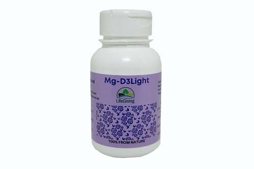 Magnesium Delight (30 caps) for Thyroid & Osteoporosis