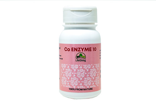Co Enzyme 10 Anti-Ageing supplement (60 caps)