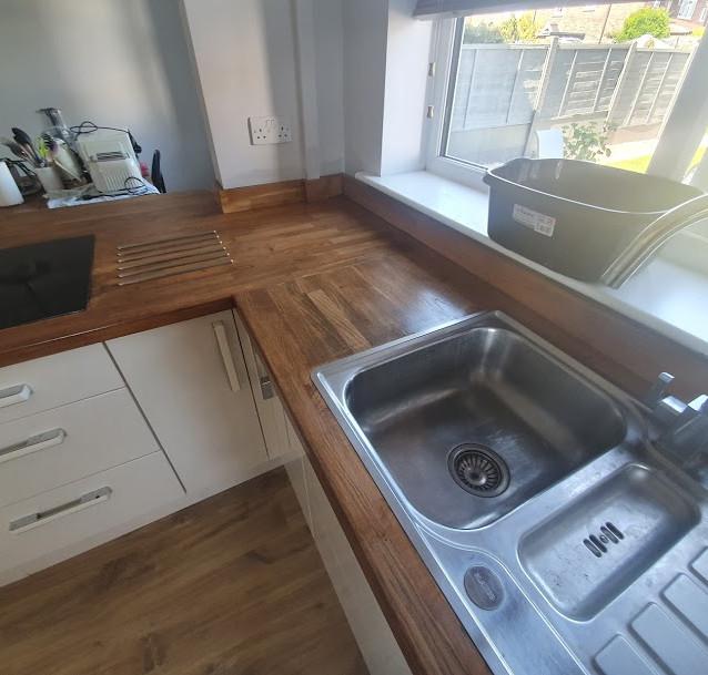Kitchen Work Surface 5