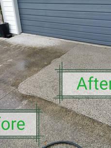 Cleanse Right Ltd Concrete Clean in Karaka