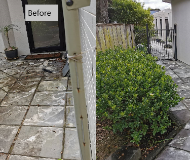 Cleanse Right Ltd Patio Clean in West Auckland