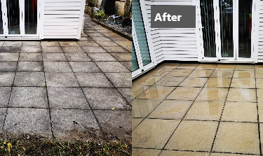 Cleanse Right Ltd Paver Clean in Mt Roskill