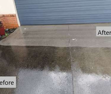 Cleanse Right Ltd Concrete Clean in Papatoetoe